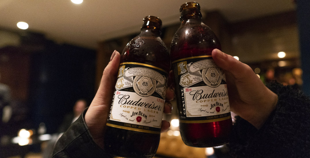 Why Budweiser has just made beer and bourbon drinkers very happy