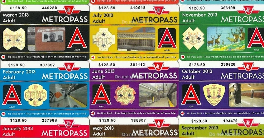 End of an era: TTC Metropasses officially phased out