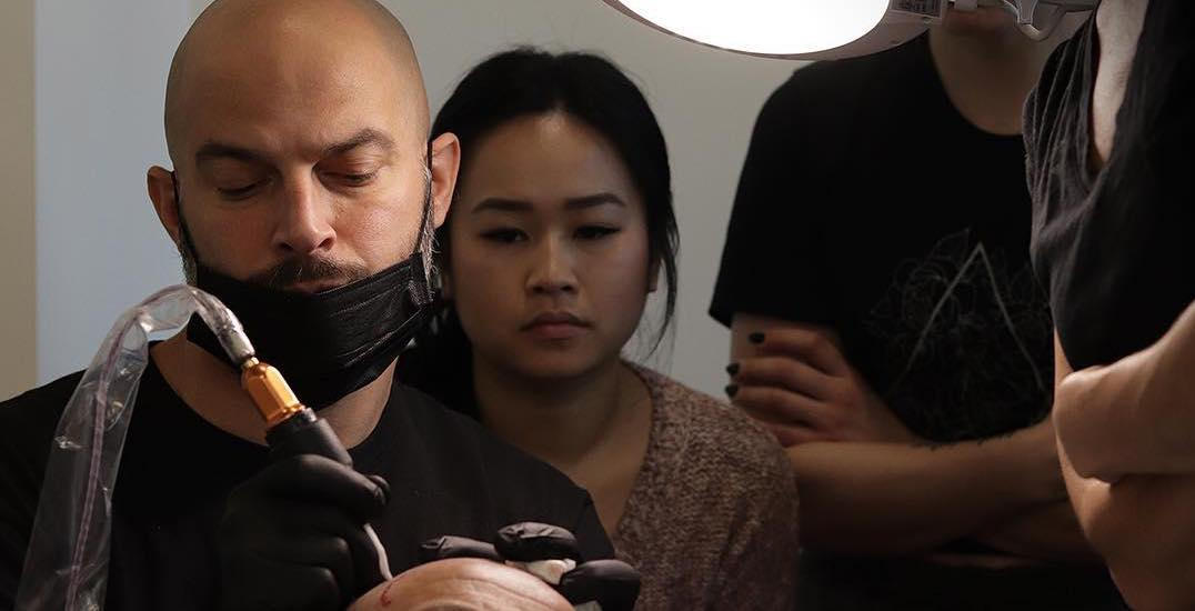 How a Vancouver tattoo artist is giving hair loss sufferers renewed confidence