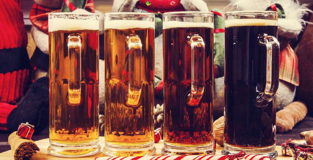 12 festive beer-drinking events to hit this holiday season
