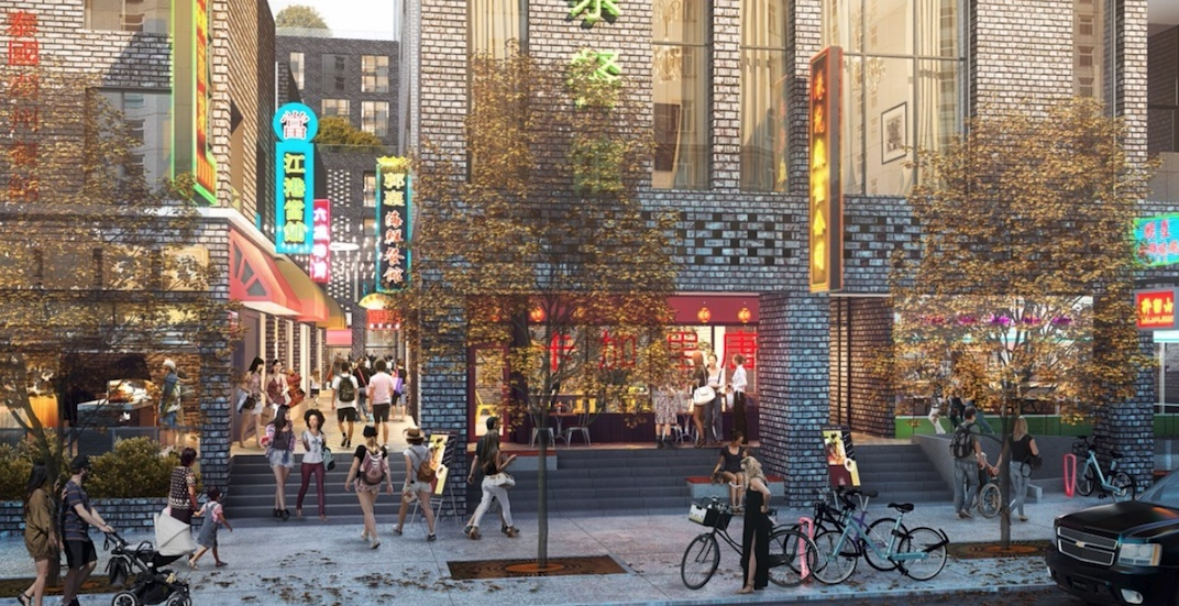 New major redevelopment will revitalize Calgary's Chinatown