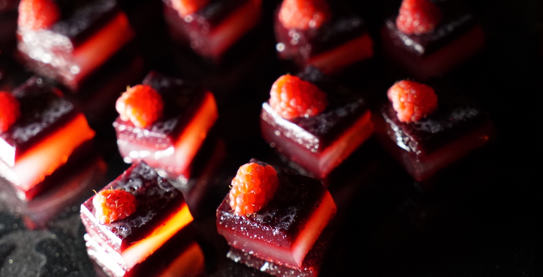You can take jello shots for a good cause in Toronto on November 26