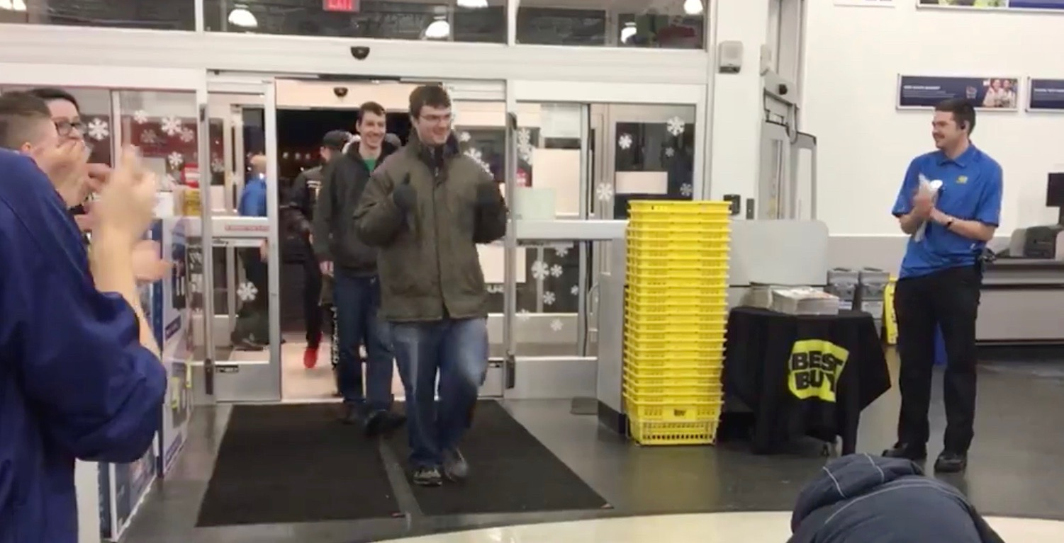 Canadian Version Of Black Friday Going Viral Video News