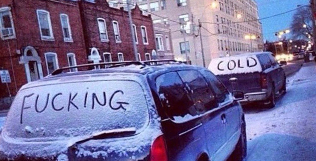 27 pictures that sum up Montreal's cold and snowy fall (so far)