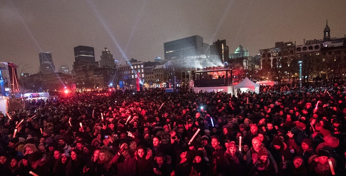 Old Montreal is hosting FREE magical holiday events starting December 21