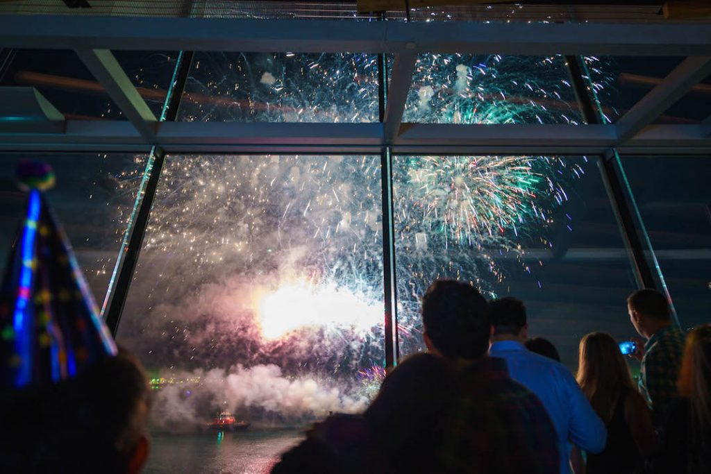 Concord New Year's Eve Vancouver NYE
