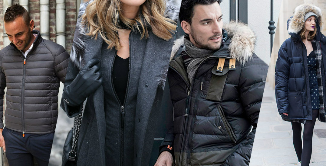 You can get up to 50% off winter coats this week only at this sample sale