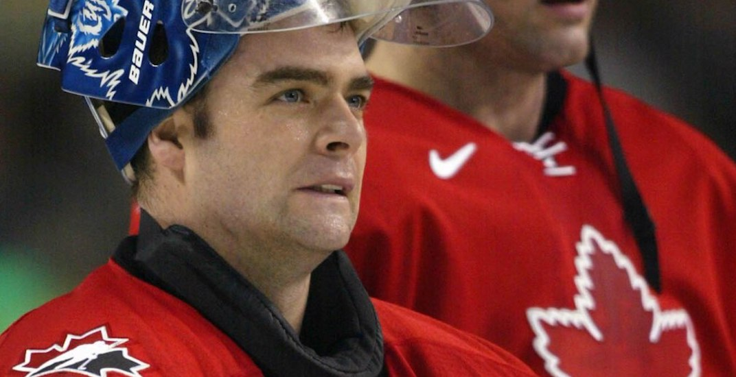 Curtis Joseph belongs in the Hockey Hall of Fame