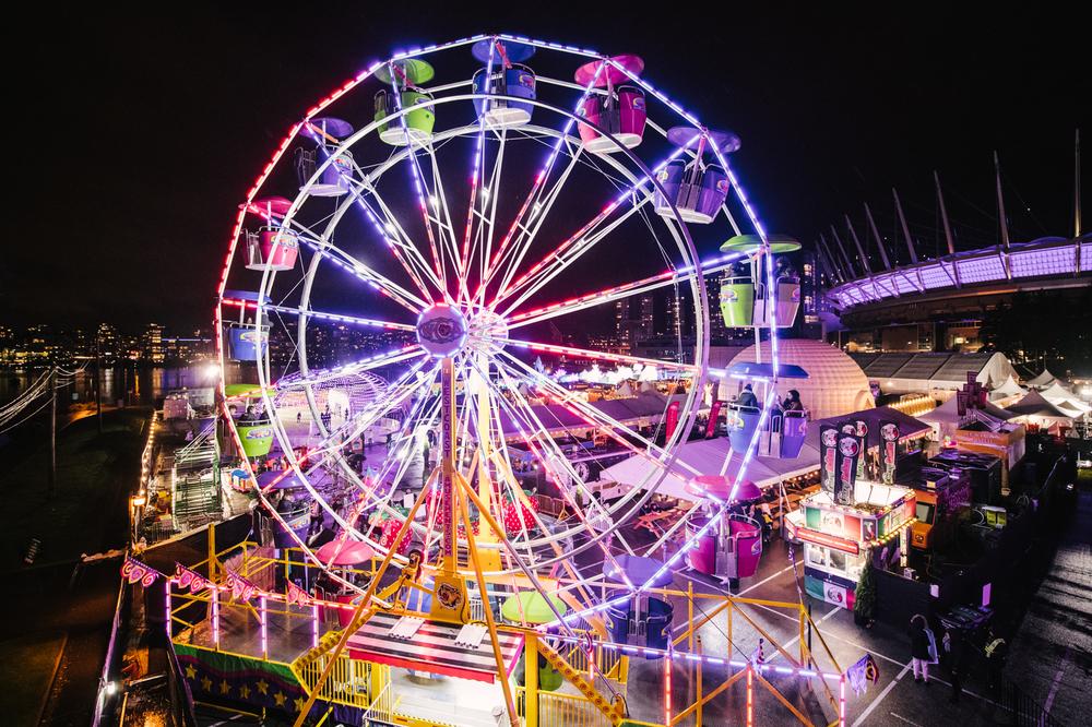 Aurora Winter Festival Vancouver
