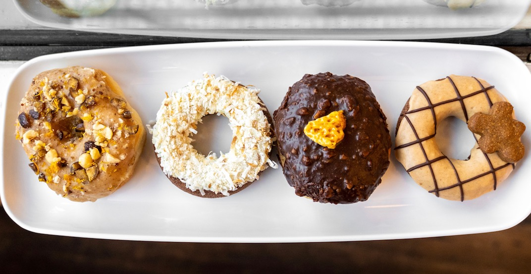 Much-loved Vancouver doughnut shop reveals holiday lineup (PHOTOS)