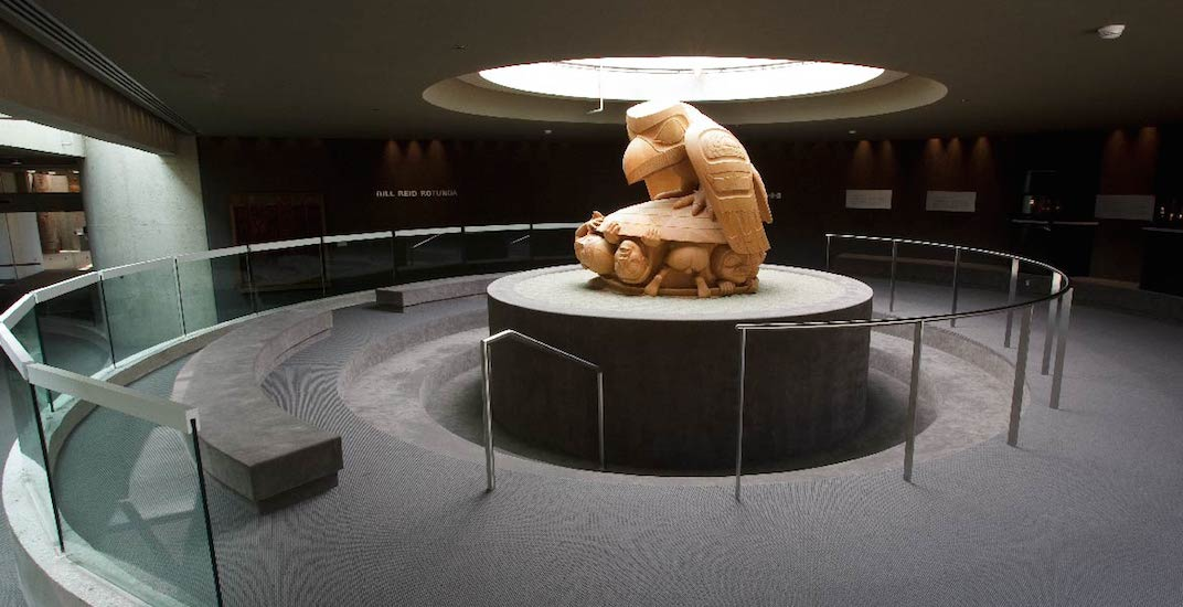 Did you know: UBC Museum of Anthropology built on World War II military base