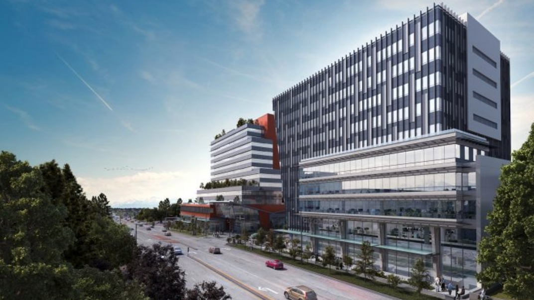 Surrey Lark Group Health and Technology District