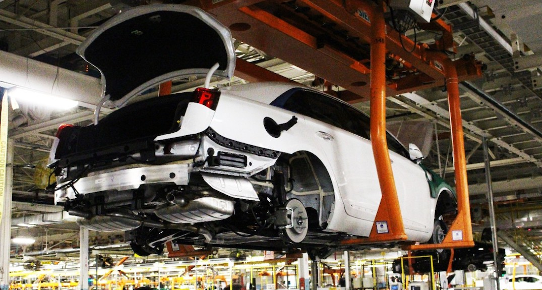 GM expected to announce closure of its Oshawa plant