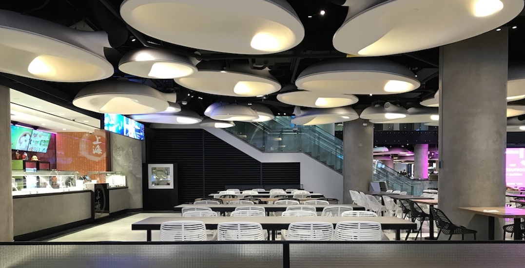 Union Station's new food court is officially open (PHOTOS)
