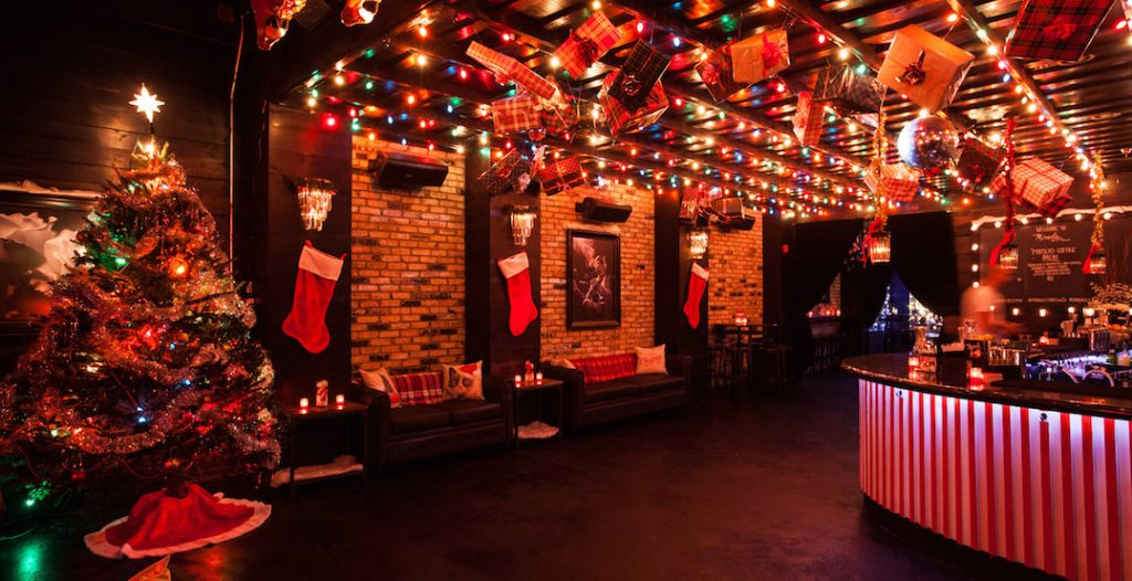 Christmas-themed