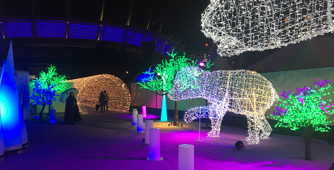 This is your first look at Vancouver's brand new winter festival (PHOTOS)
