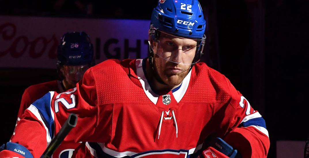 Canadiens defenceman Alzner opts out of NHL playoffs