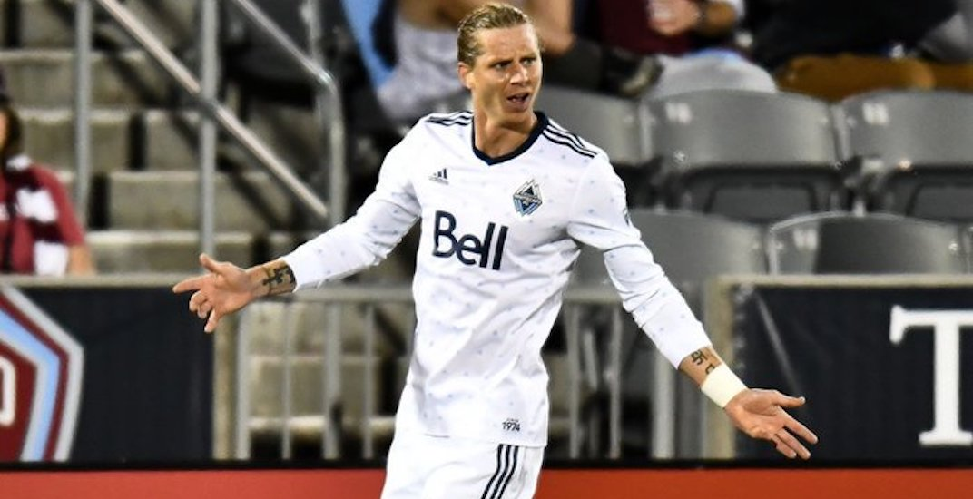 New Whitecaps FC manager decides to ditch 9 players