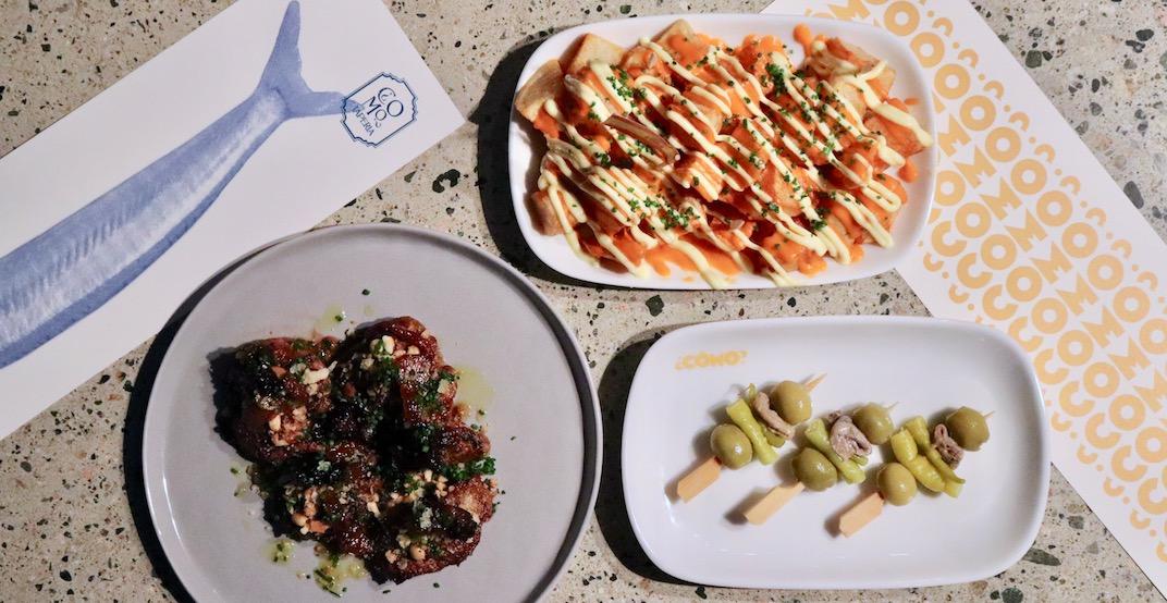 Look inside Vancouver's amazing new Spanish tapas bar (PHOTOS)