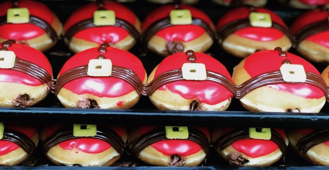 17 best places to get sweet holiday treats in Vancouver