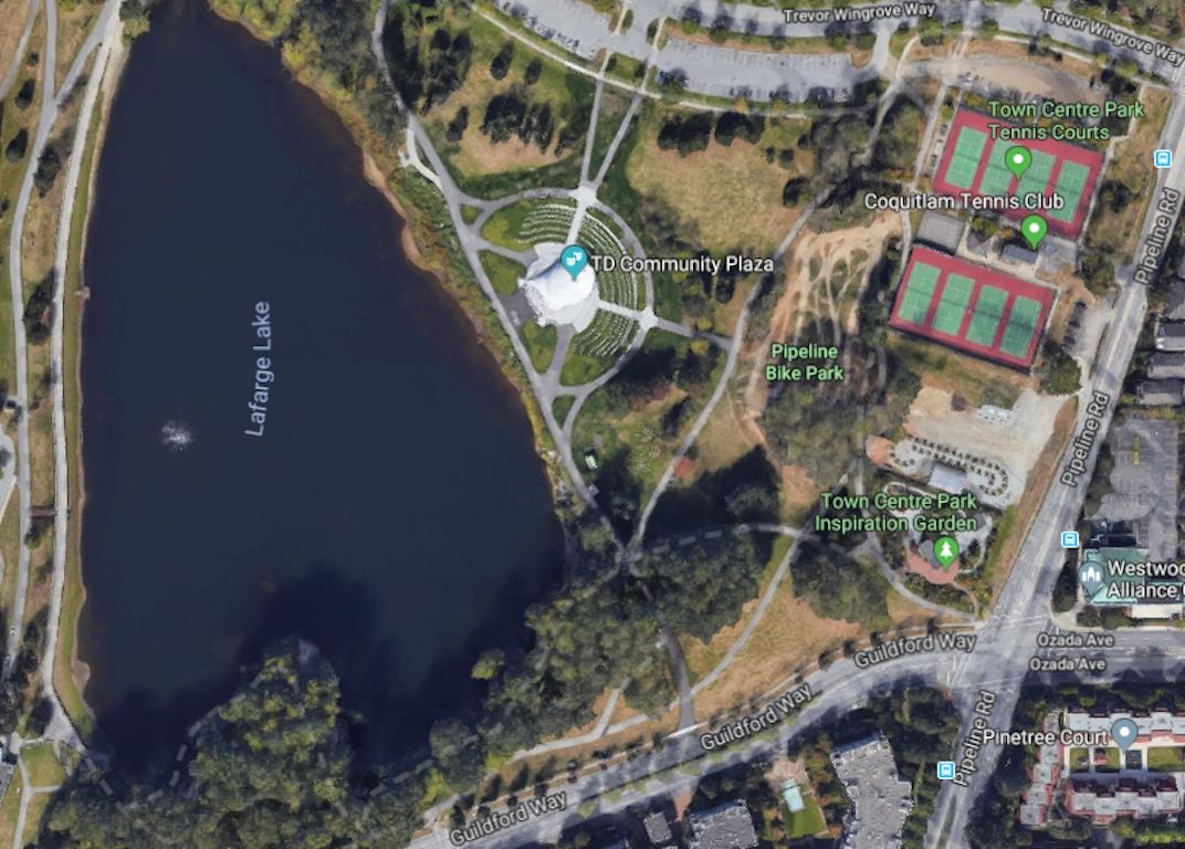 Coquitlam Town Centre Park