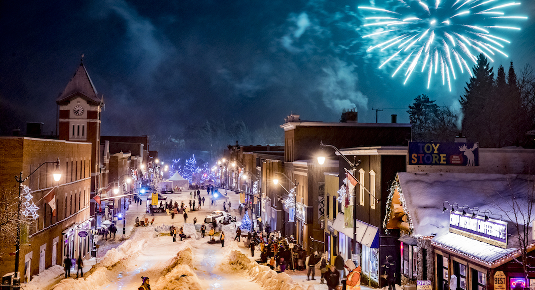 This town 2 hours from Toronto is throwing a massive winter carnival this month