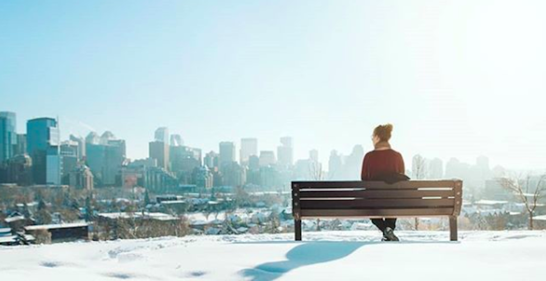 The minimum amount you need to live alone in downtown Calgary in 2019