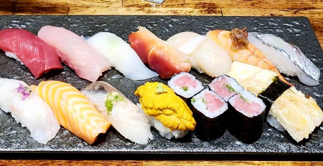 New sushi spot opens in Downtown Vancouver (PHOTOS)