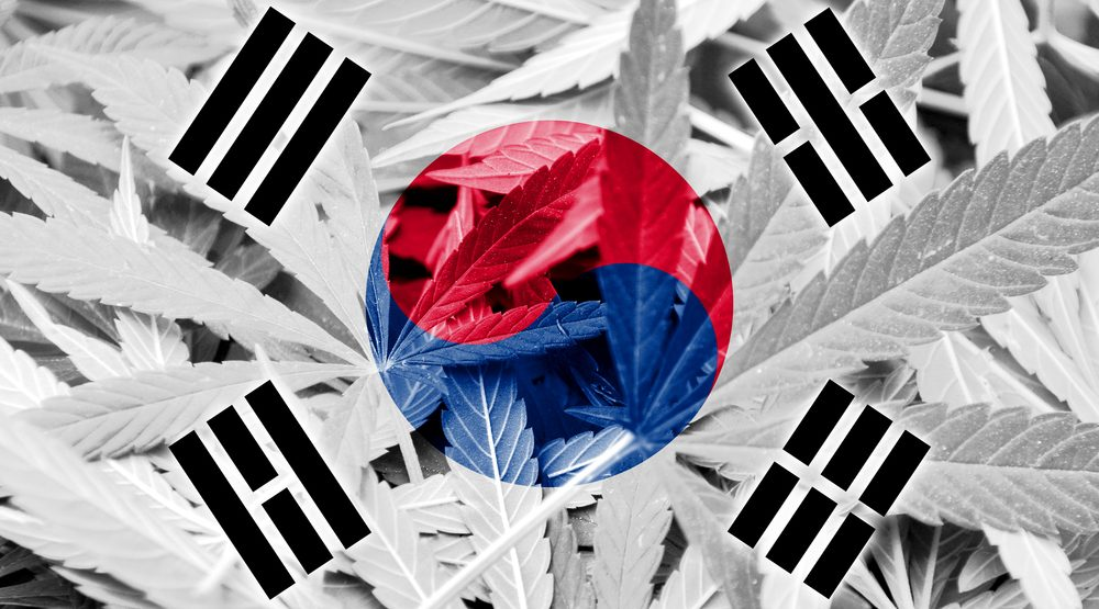 South Korea becomes first East Asian nation to legalize medical marijuana