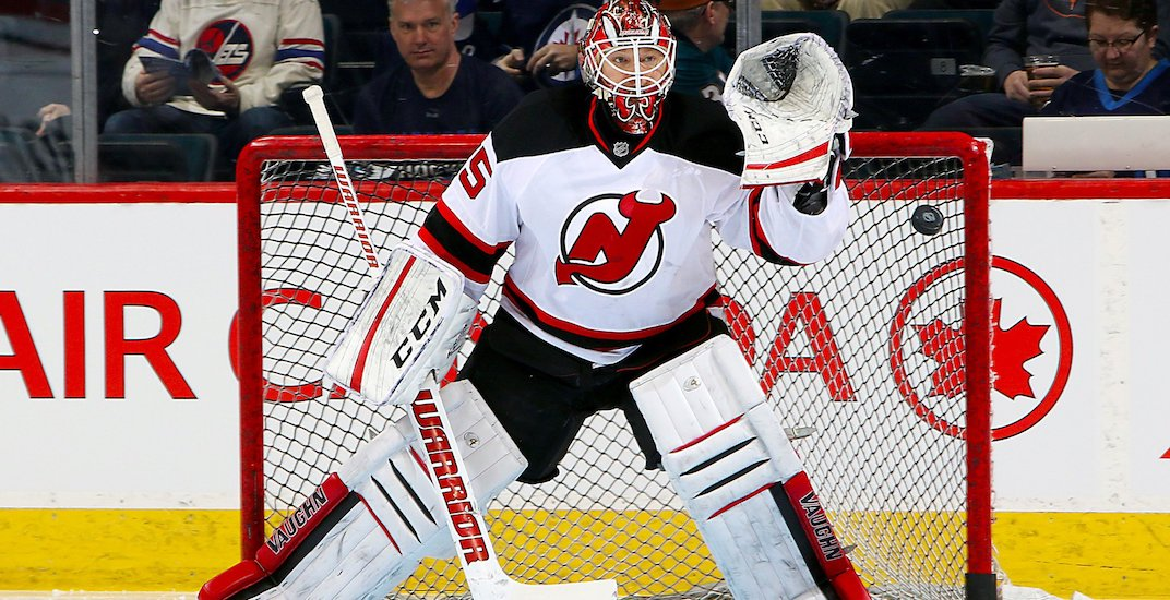 Former Canucks goalie Cory Schneider has become a shadow of his former self
