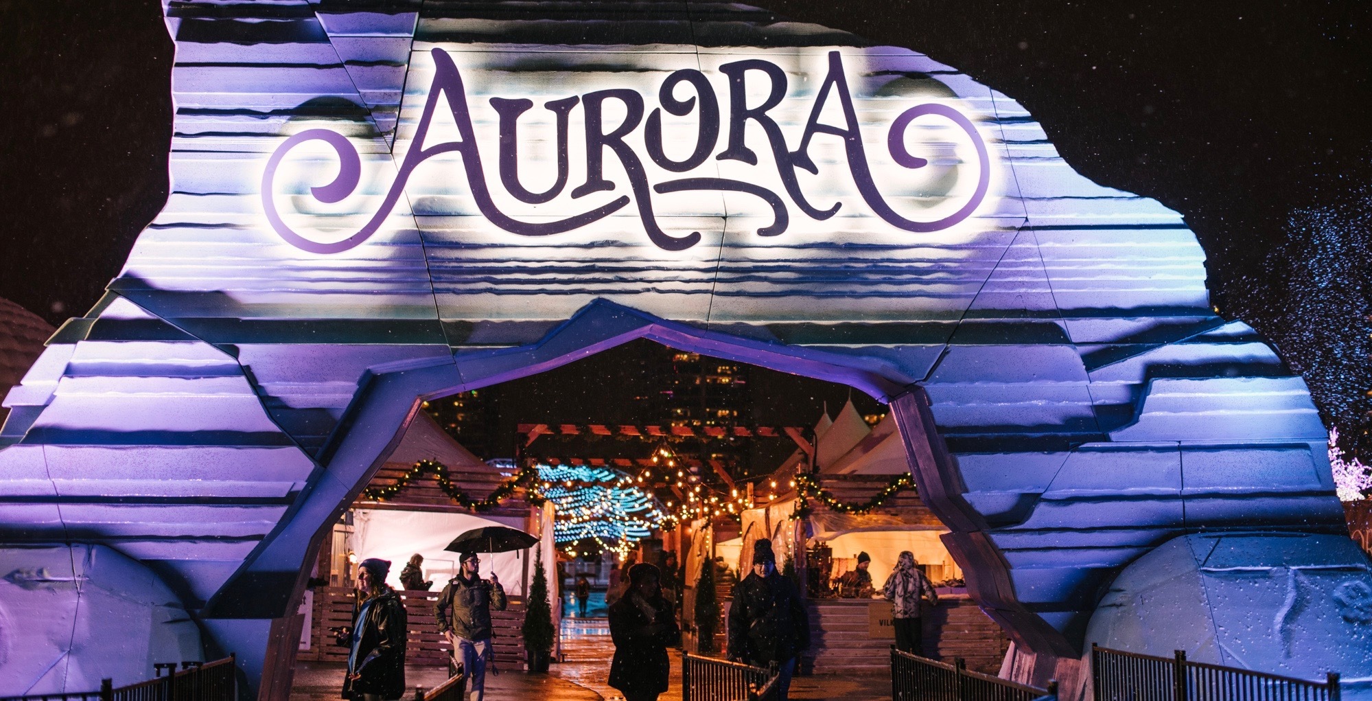 Win an epic $1000 staycation from Hotel X and Aurora Winter Festival (CONTEST)