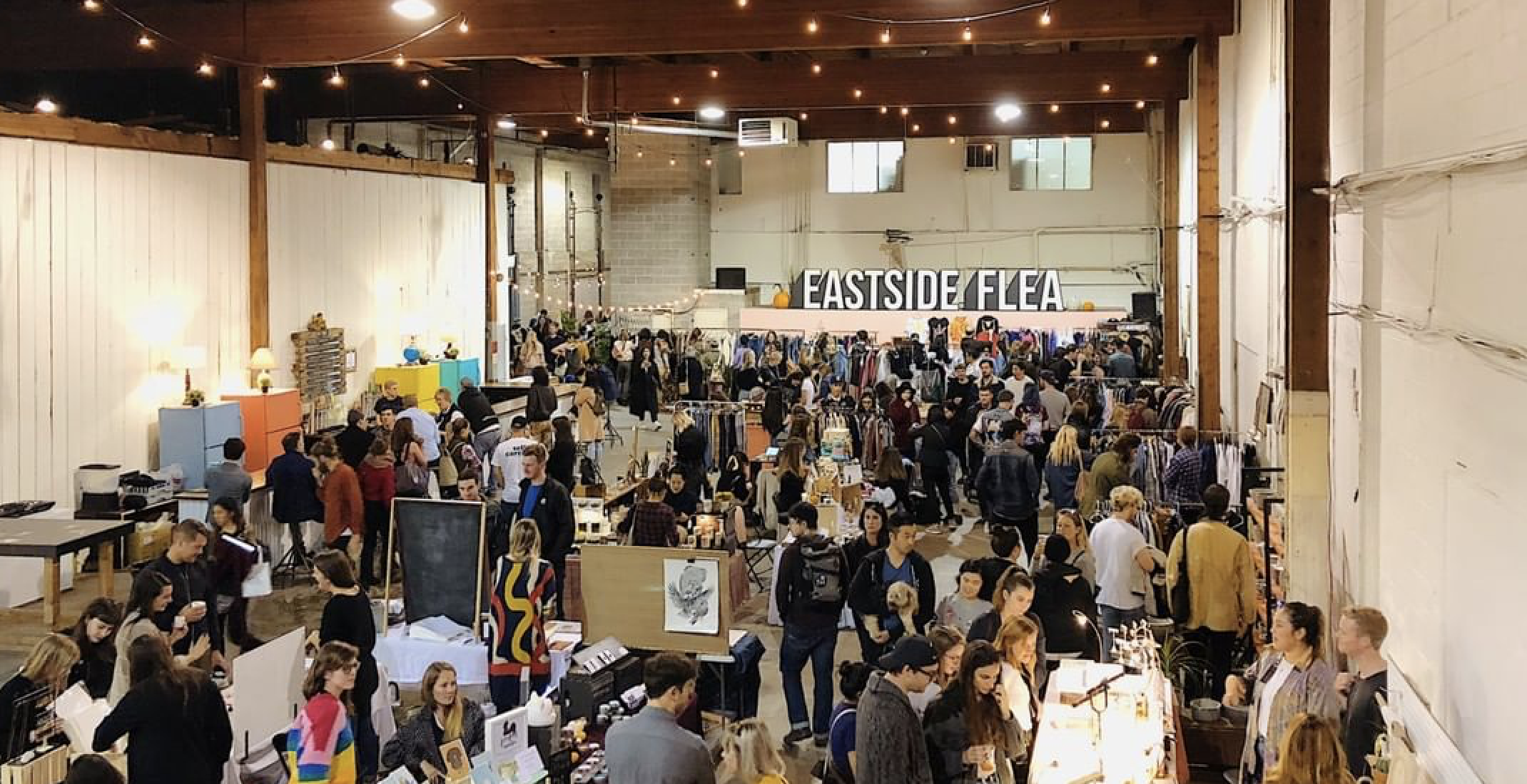 Get your holiday shop on at Vancouver's Eastside Flea Holiday Market