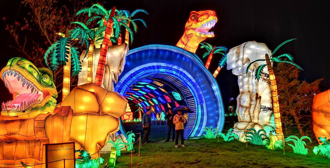 Surrey Lantern Festival remains closed, months after scheduled opening