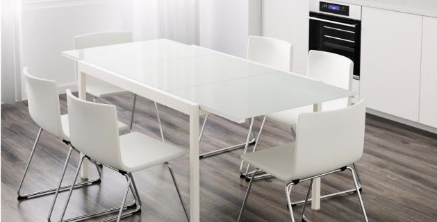 IKEA Recalls Extendable Dining Tables Due To Reports Of Collapsing