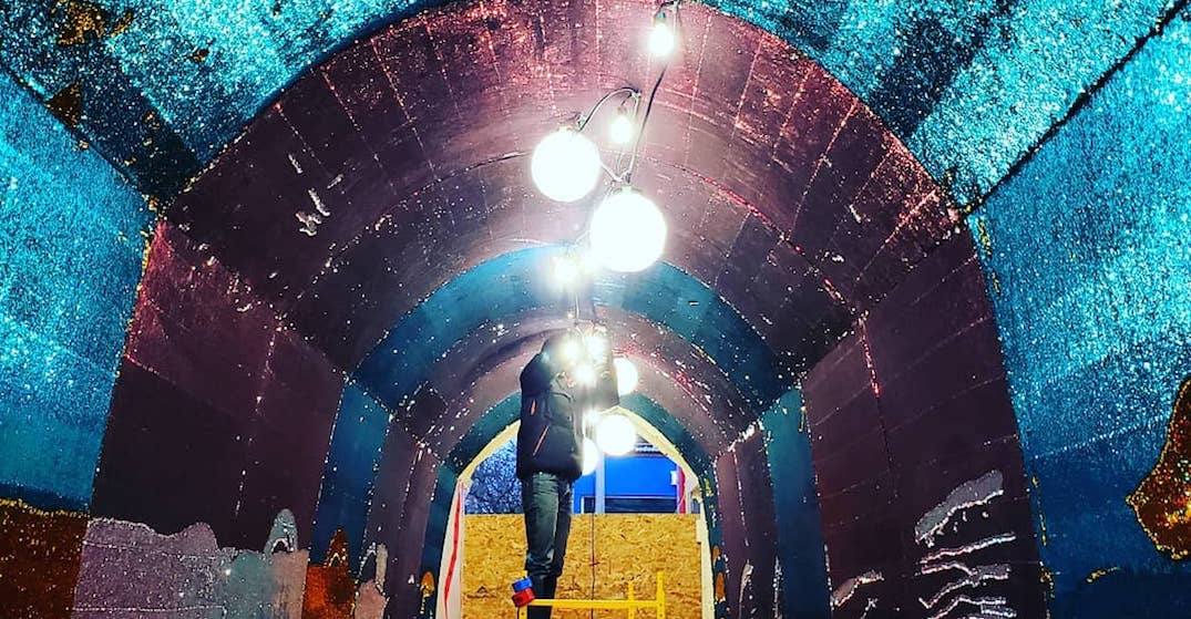 Magical 80-foot tunnel with millions of sequins coming to Toronto