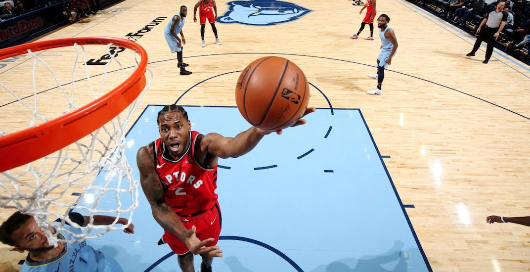 Raptors' Kawhi Leonard agrees to endorsement deal with New Balance