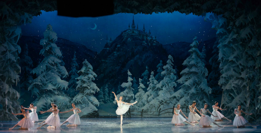 Experience a favourite Vancouver holiday tradition with Goh Ballet's The Nutcracker this December