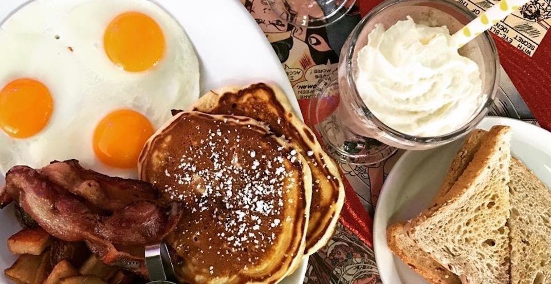 Best cheap breakfast spots near the Vancouver Santa Claus Parade