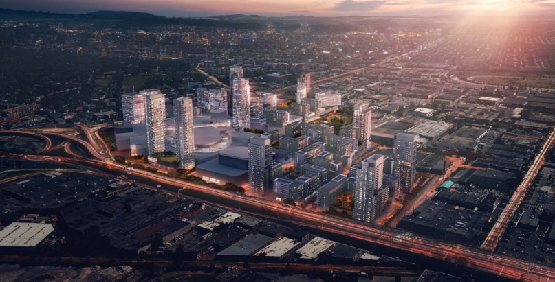 Montreal's Royalmount mega-mall complex to add 6,000 housing units