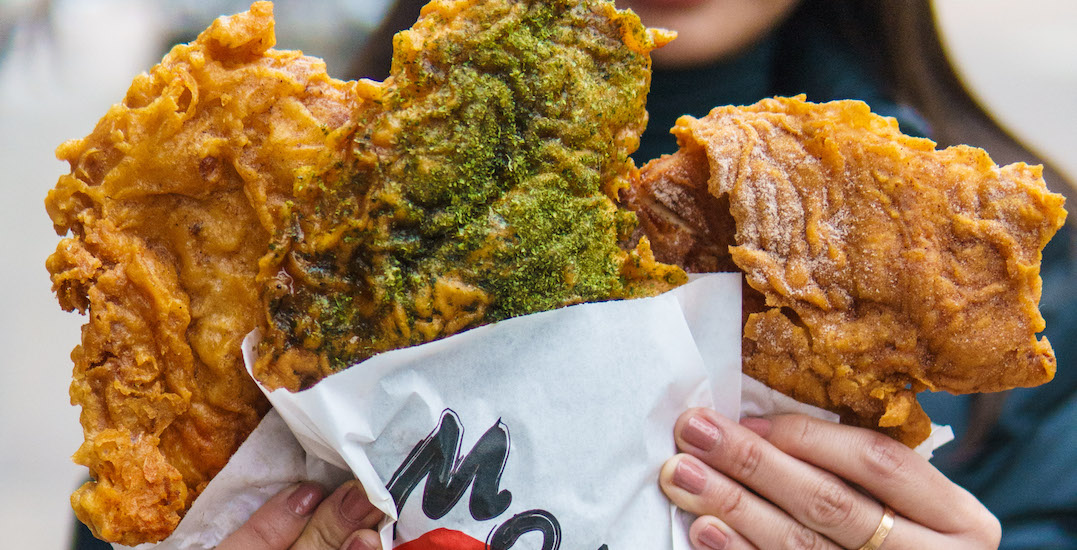 You can get FREE Taiwanese fried chicken in Toronto on December 1