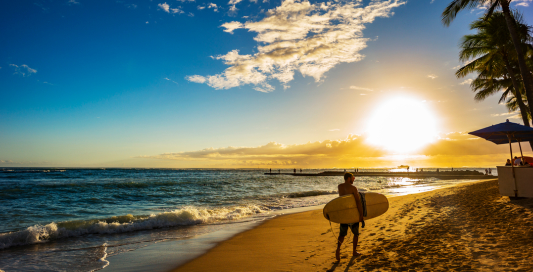 You can fly from Calgary to Honolulu for just $479 this January