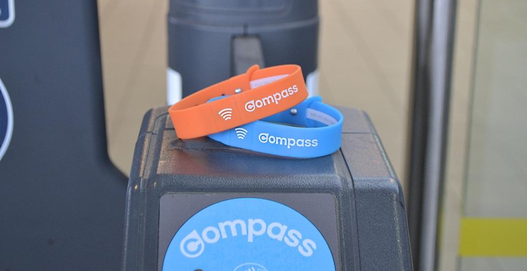 Compass card wristbands compass wristbands