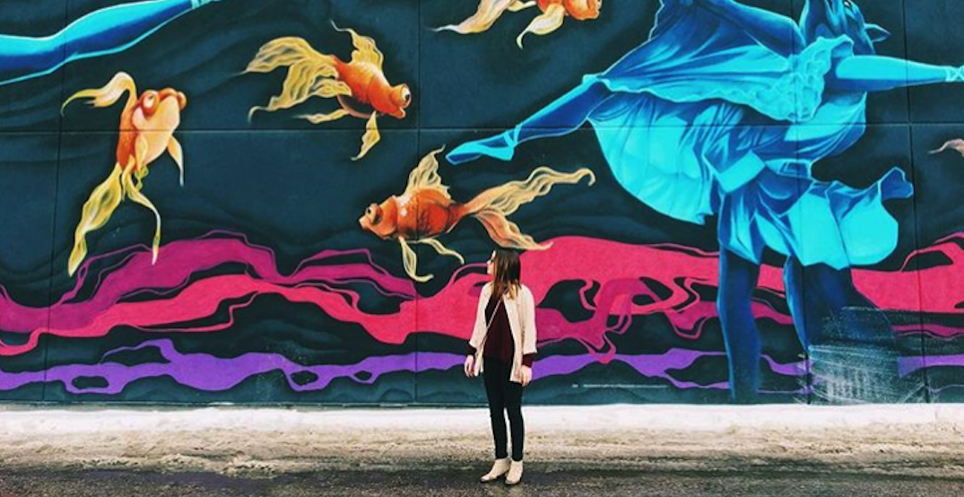 9 Instagram-worthy spots in Calgary you need on your feed