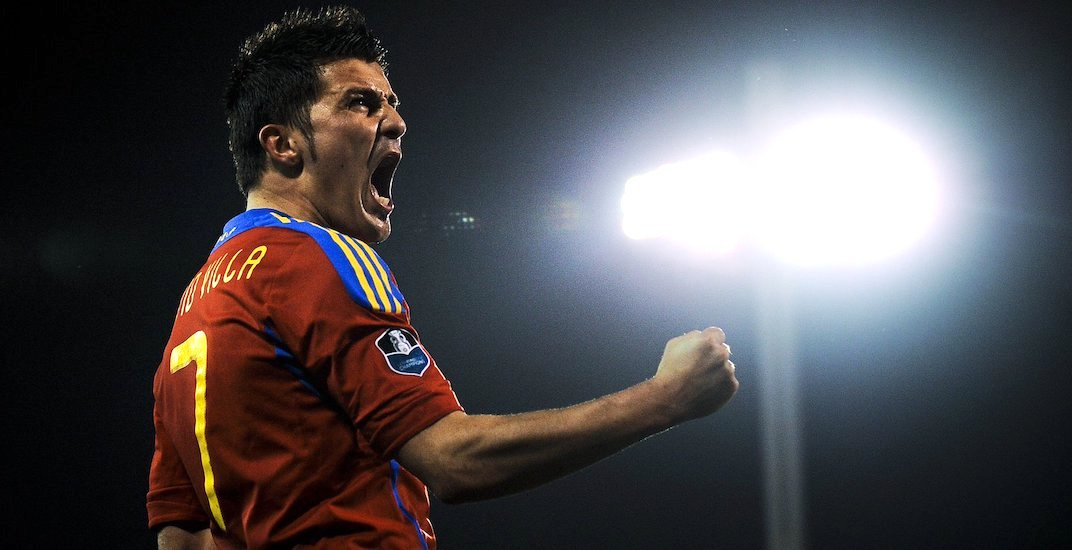 David Villa soccer camp returns to Vancouver this weekend