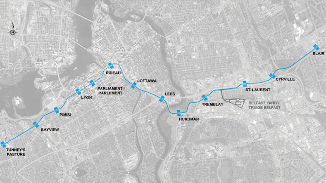 Ottawa Confederation Line