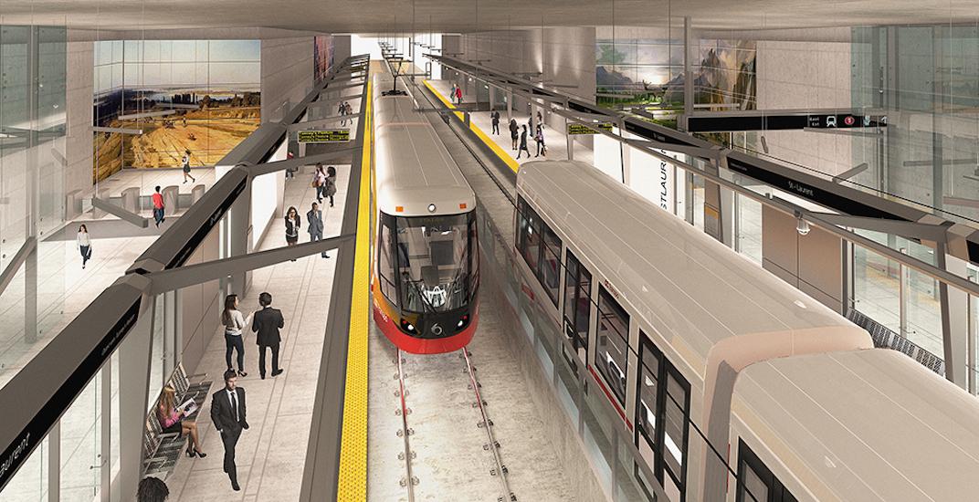 Nrw Train Subway Map.Ottawa S New 2 1 Billion Metro Train System Is Opening In 2019