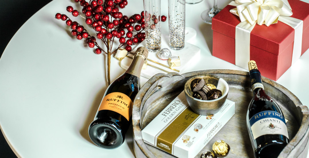 Ruffino wines and and ferrero golden galleryimage daily hive