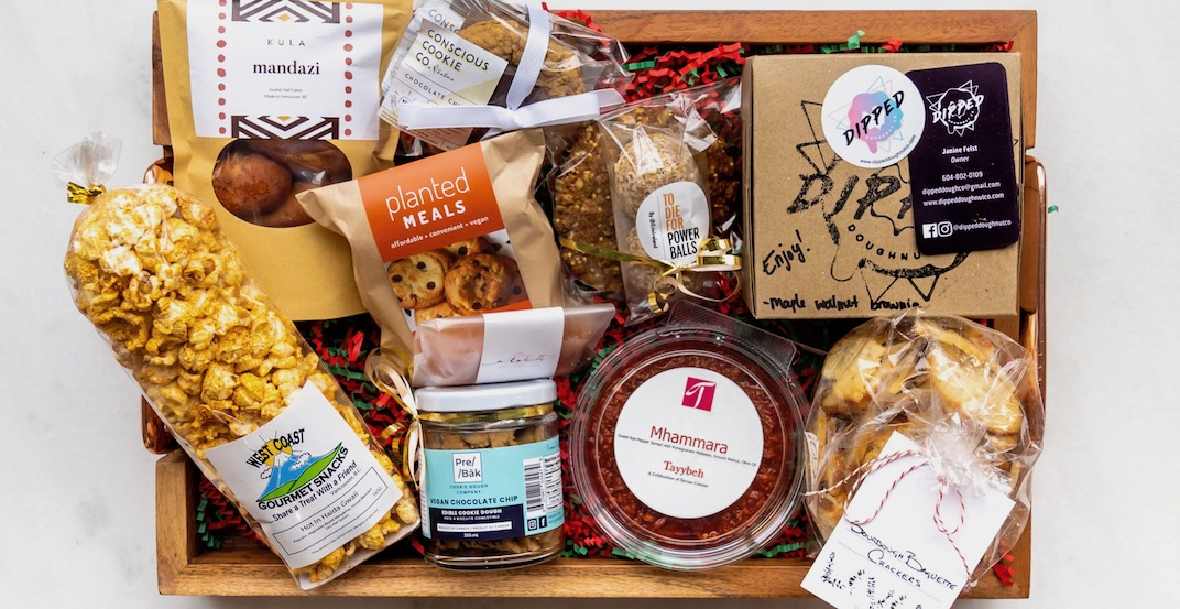 8 local Vancouver food gifts perfect for the holidays