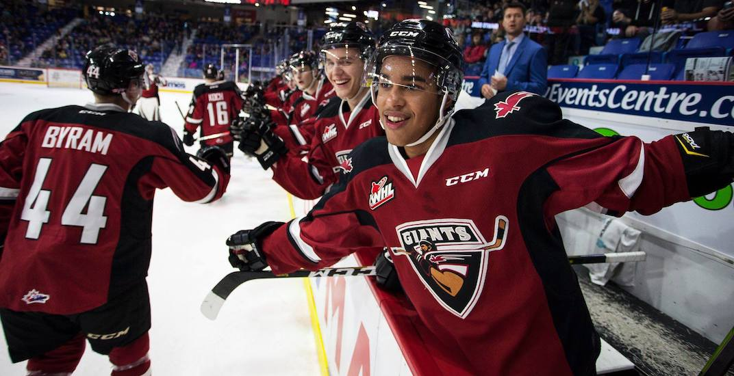 Vancouver Giants return to the Pacific Coliseum this weekend