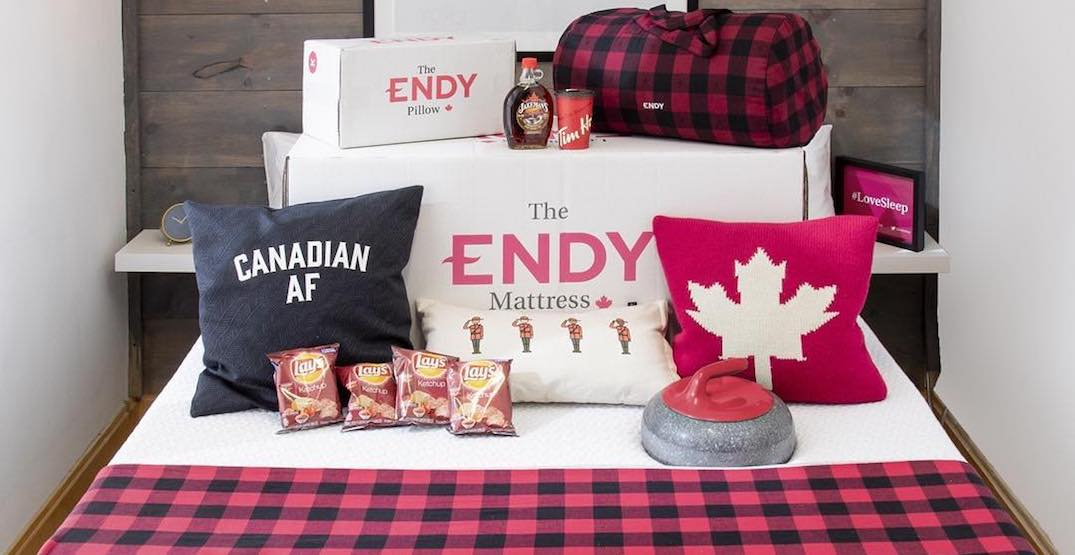 Sleep Country acquires Canadian mattress startup Endy for $89 million